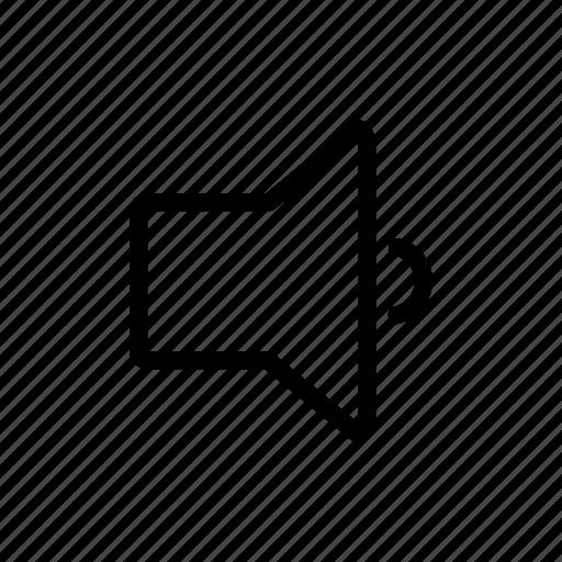 audio, sound, volume, volumeon icon
