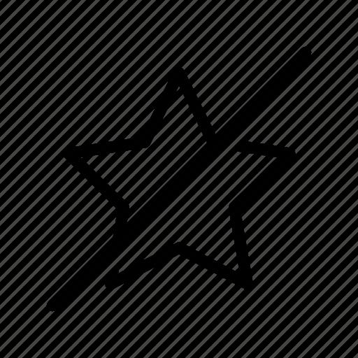 block, favourite, favourites, like, star icon