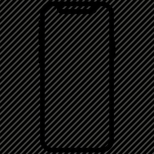 iphone, iphone 10, iphone 8, iphone x, telephone icon