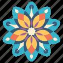 decoration, floral, flower, mandala, nature, ornament