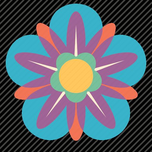Decoration, floral, flower, mandala, ornament icon - Download on Iconfinder