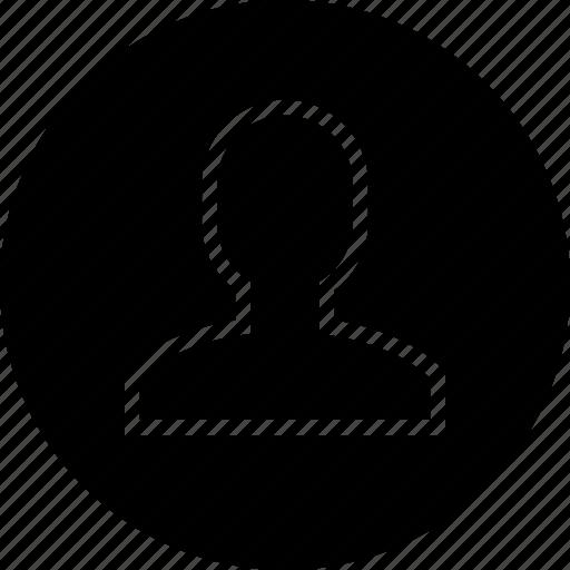 contact, member, profile, user icon