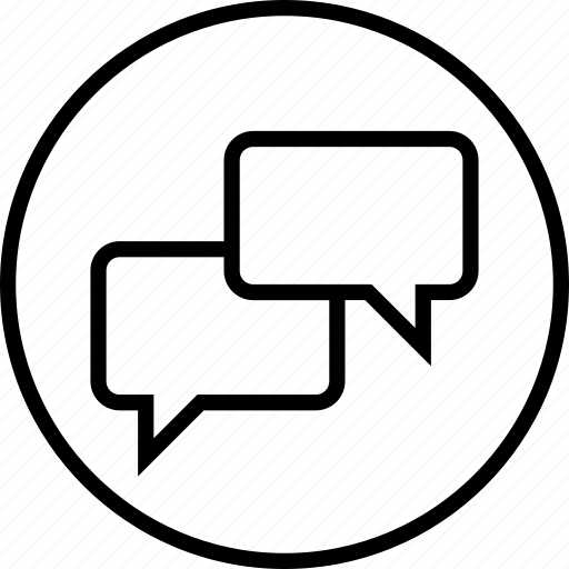 bubble, chat, message, messages, sms, speech icon