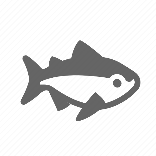 fish, food, ocean, salmon, sea, seafood icon
