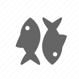 cooked, fish, ocean, sea, seafood, small icon