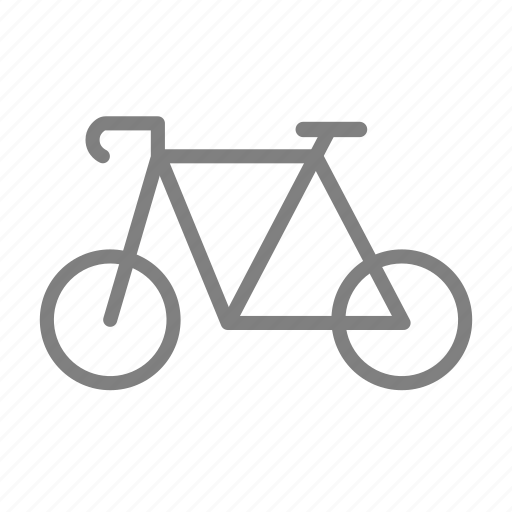 bicycle, bike, biking, cycling icon