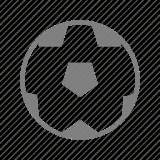 football, footy, soccer icon