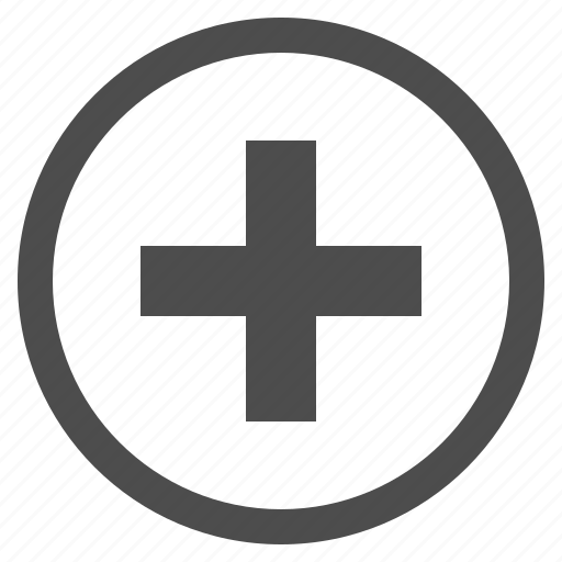 add, create, cross, health, hospital, medical help, new icon