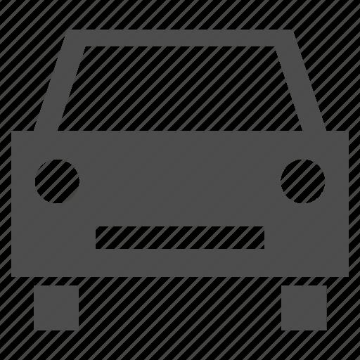 auto, car, taxi, traffic, transport, transportation, van icon