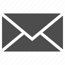 communication, correspondence, email, envelope, letter, message, post icon