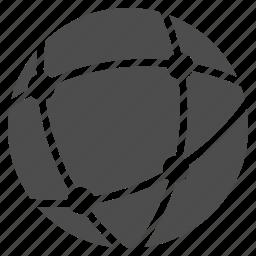 browser, earth, globe, seo, sphere, web, world icon