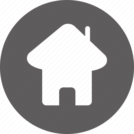 home, homepage, main, navigation icon