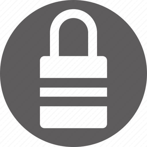 Defence, defense, padlock, private, protected, secure icon - Download on Iconfinder