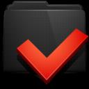 folder, options