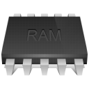chip, hardware, memory, microchip, ram icon