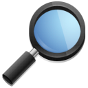 magnifying glass, search, find