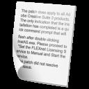 document, text