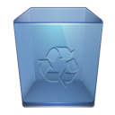 garbage, recycle bin, trash icon