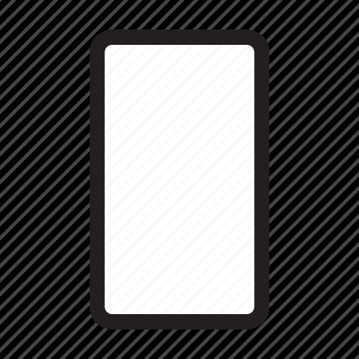 communication, device, internet, mobile, phone, smart, technology icon