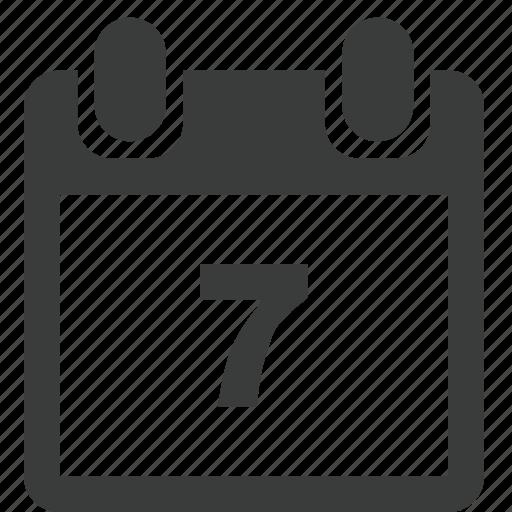 binder, calendar, date, event, planning, reminder, schedule icon