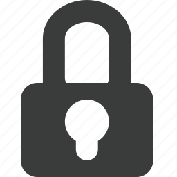 close, lock, locked, password, privacy, private, secure icon