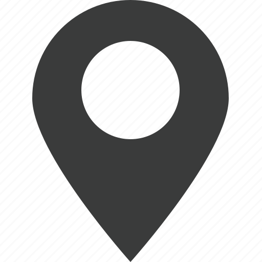 location, map, marker, navigate, navigation, pin, tracking icon