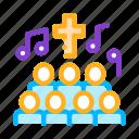 choir, church, concert, singing, song