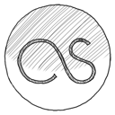 last.fm, lastfm, logo, sketch icon
