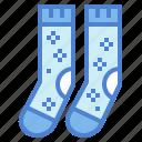 clothing, fashion, feet, socks icon