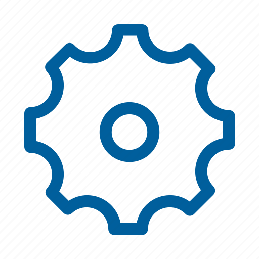 customize, gear, mechanical, settings, setup icon