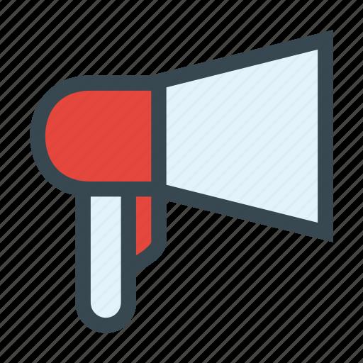 loud, marketing, megaphone, sound, speaker icon