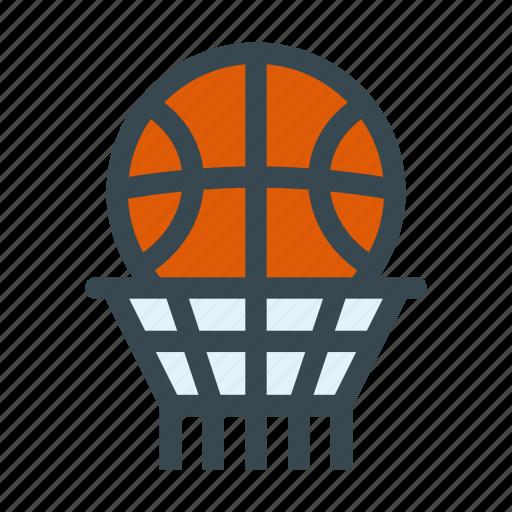 ball, basket, basketball, game, sport, sports icon