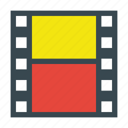 camera, film, filmstrip, image, movie, photography, strip icon