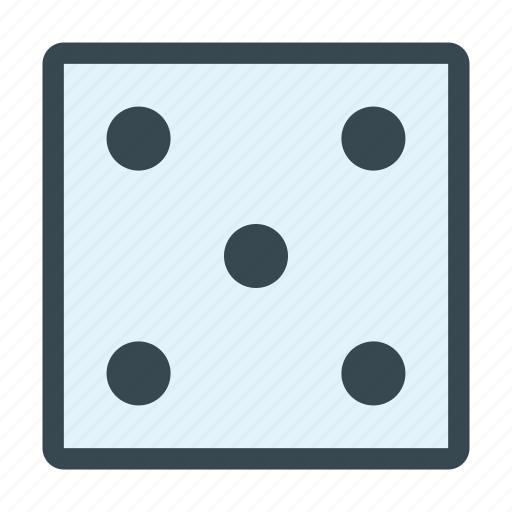 casino, dice, gambling, game, play icon