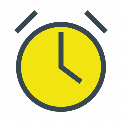 alarm, clock, hour, time, timer icon