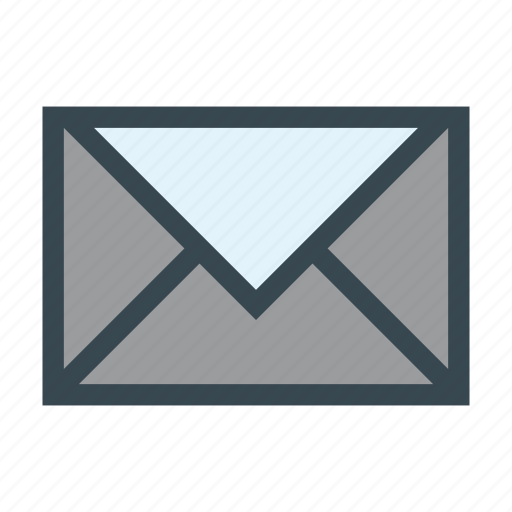 email, envelope, letter, mail, mailing icon