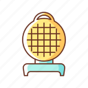 cooking device, waffle, utensil, biscuit
