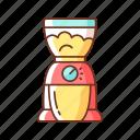 coffee grinder, bean, grain, coffee