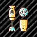 kitchen tool, blender, mixer, cooking