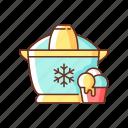 kitchen tool, icecream, cooking, food