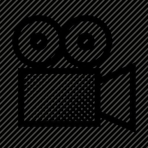 Camera, cine, cinema, film icon - Download on Iconfinder