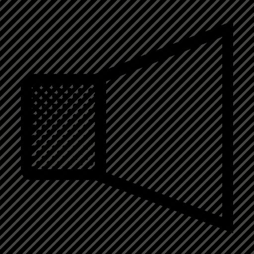 Music, sound, speaker, volume icon - Download on Iconfinder
