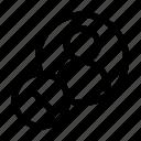avatar, delete, erase, remove, user
