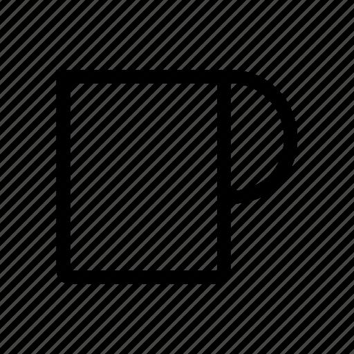 beverage, coffee, drink, mug, tea icon