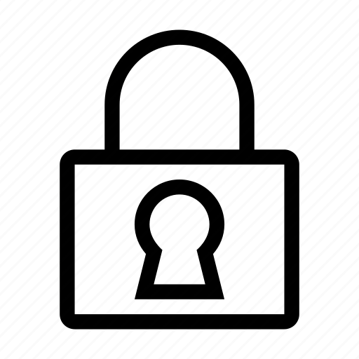 close, lock, locked, padlock, secure, security icon