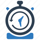 clock, countdown, deadline, stopwatch, time, timer icon
