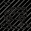 ai, digital, robot control, van, smart car