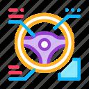autopilot, characteristics, drive, help, satellite, smart, wheel