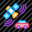 application, autopilot, car, connection, satellite, smart, technology