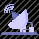 antenna, radar, satellite, technology